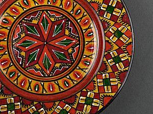 Аукцион с нуля на чудесную декоративную тарелку!)) | Ярмарка Мастеров - ручная работа, handmade