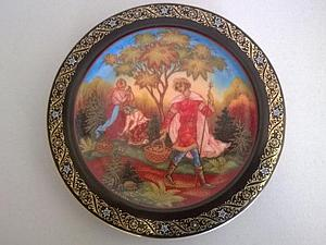 BRADEX - система нумерации предметов искусства. Декоративные тарелки. | Ярмарка Мастеров - ручная работа, handmade