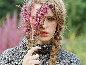 Вдохновение цветущим вереском