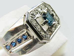 Аукцион!Серебряные кольца! 2 лота! | Ярмарка Мастеров - ручная работа, handmade