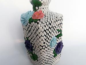 Закрыто Аукцион на вазочку | Ярмарка Мастеров - ручная работа, handmade