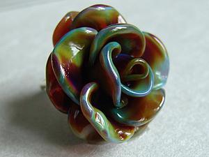 Эффектные кольца для прекрасных дам   Ярмарка Мастеров - ручная работа, handmade