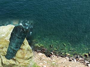 Апатит: застывшие воды Байкала | Ярмарка Мастеров - ручная работа, handmade