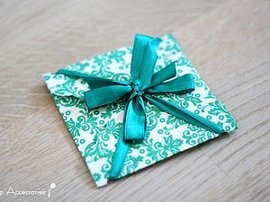 Восемь подарочных конвертов своими руками. Ярмарка Мастеров - ручная работа, handmade.