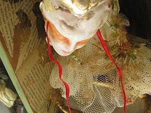 новая работа - Купание Мотылька | Ярмарка Мастеров - ручная работа, handmade
