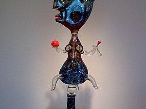 Стеклянный зверинец, или стекло - это не только тара... | Ярмарка Мастеров - ручная работа, handmade