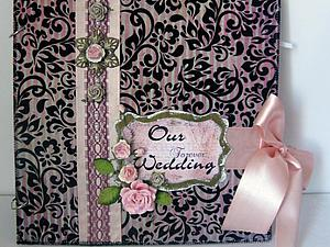 Рассмотреть свадебный альбом.   Ярмарка Мастеров - ручная работа, handmade