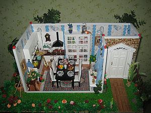 Мой первый румбокс. Кухня. | Ярмарка Мастеров - ручная работа, handmade