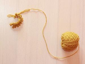 Вязание ниткой в 3 сложения спицами или крючком без хлопот. Ярмарка Мастеров - ручная работа, handmade.