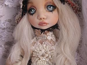 Авторская куколка ждёт свою мамочку! | Ярмарка Мастеров - ручная работа, handmade