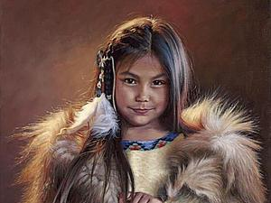 Индейцы глазами художницы Карен Ноулс | Ярмарка Мастеров - ручная работа, handmade