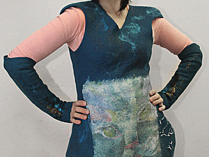 Валяние платья-сарафана | Ярмарка Мастеров - ручная работа, handmade