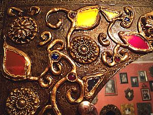 И снова я декорировала дверь)))   Ярмарка Мастеров - ручная работа, handmade