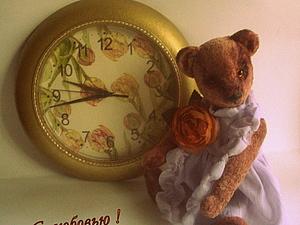 Мое мишкопомишательство или Здравствуй, Тедди!   Ярмарка Мастеров - ручная работа, handmade