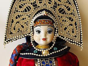 Русская красавица покорила сердце американского коллекционера   Ярмарка Мастеров - ручная работа, handmade