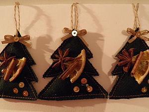 Ароматная елочка своими руками. Ярмарка Мастеров - ручная работа, handmade.