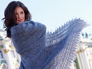Как правильно выбрать шаль и кому можно... её носить | Ярмарка Мастеров - ручная работа, handmade