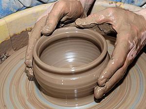 Мастер-класс: изготовление гончарного круга. Ярмарка Мастеров - ручная работа, handmade.