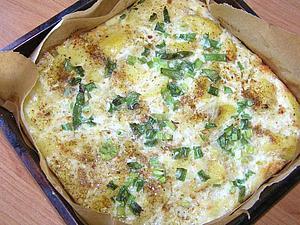 Картофельная  запеканка,  очень  вкусная!! | Ярмарка Мастеров - ручная работа, handmade