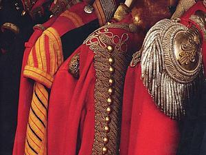 Старинные мундиры царской России: вдохновляющая подборка   Ярмарка Мастеров - ручная работа, handmade