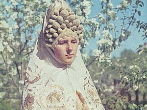 Русь прекрасная: старинные женские головные уборы | Ярмарка Мастеров - ручная работа, handmade