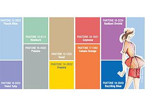 Весна 2014. Цветовая палитра для женщин. | Ярмарка Мастеров - ручная работа, handmade