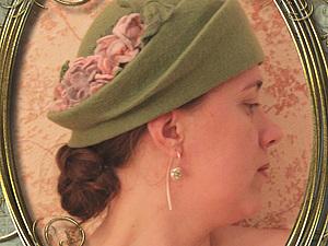 Чего я никогда не делаю со своими шляпками | Ярмарка Мастеров - ручная работа, handmade