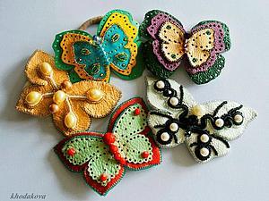 «Бабочки в моей голове» — новая коллекция весна-лето 2014 | Ярмарка Мастеров - ручная работа, handmade