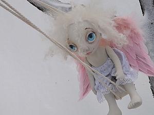 Мой Рождественский ангел! | Ярмарка Мастеров - ручная работа, handmade