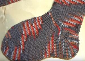 Видеоурок: как вязать носки. Ярмарка Мастеров - ручная работа, handmade.