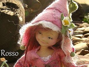 Феечка Веснянка | Ярмарка Мастеров - ручная работа, handmade