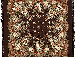 Корсет из Павловопосадского платка! | Ярмарка Мастеров - ручная работа, handmade