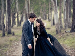 Черная свадьба   Ярмарка Мастеров - ручная работа, handmade