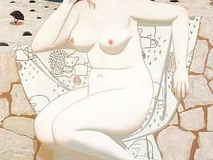 выставка Адам и Ева | Ярмарка Мастеров - ручная работа, handmade