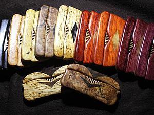 Новогодняя распродажа расчесок из ценных пород дерева в футлярах | Ярмарка Мастеров - ручная работа, handmade
