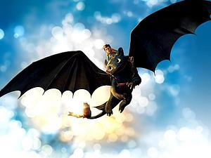 Видео мастер-класс: дракон Беззубик (Ночная Фурия). Часть 1. Ярмарка Мастеров - ручная работа, handmade.