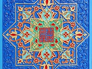 Потрясающая мозаика древнего Узбекистана | Ярмарка Мастеров - ручная работа, handmade