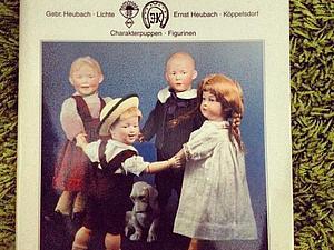 Heubach Character Dolls & figurines   Ярмарка Мастеров - ручная работа, handmade