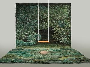 Ковровые пейзажи от Alexandra Kehayoglou. Ярмарка Мастеров - ручная работа, handmade.