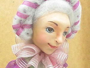Распродажа авторской куклы продолжается!   Ярмарка Мастеров - ручная работа, handmade