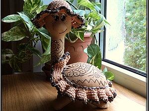 МК «Создание Кофейной Черепашки» | Ярмарка Мастеров - ручная работа, handmade