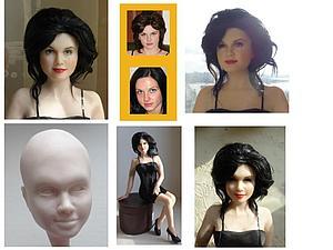 Будет ли кукла похожей | Ярмарка Мастеров - ручная работа, handmade