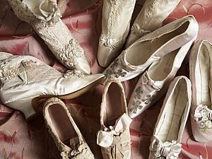 Обувь XIX века: «Принеси те самые черевички, которые носит царица, выйду тот же час за тебя замуж» | Ярмарка Мастеров - ручная работа, handmade