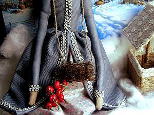 Пополнение к моим куколкам. Барышня-крестьянка!) | Ярмарка Мастеров - ручная работа, handmade