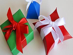 Делаем подарочную упаковку для украшений своими руками. Ярмарка Мастеров - ручная работа, handmade.