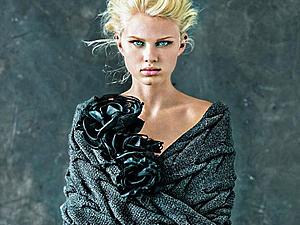 Тёплые фантазии вязаной моды: 55 экстравагантных и эффектных нарядов | Ярмарка Мастеров - ручная работа, handmade