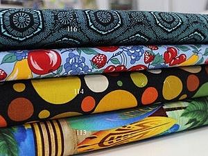 Образцы тканей | Ярмарка Мастеров - ручная работа, handmade