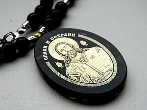 Икона Вседержителя Исуса Христа | Ярмарка Мастеров - ручная работа, handmade