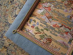 Текстильный багет.   Ярмарка Мастеров - ручная работа, handmade