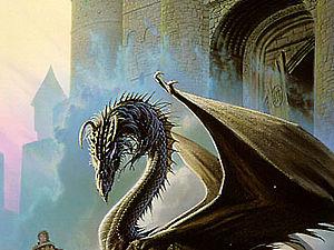 Черный дракон - рождение...))) немного мифологии Драконов | Ярмарка Мастеров - ручная работа, handmade